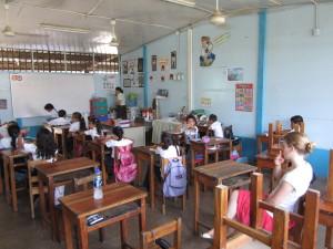 Teaching English Project Puerto Jimenez Green Life Volunteers