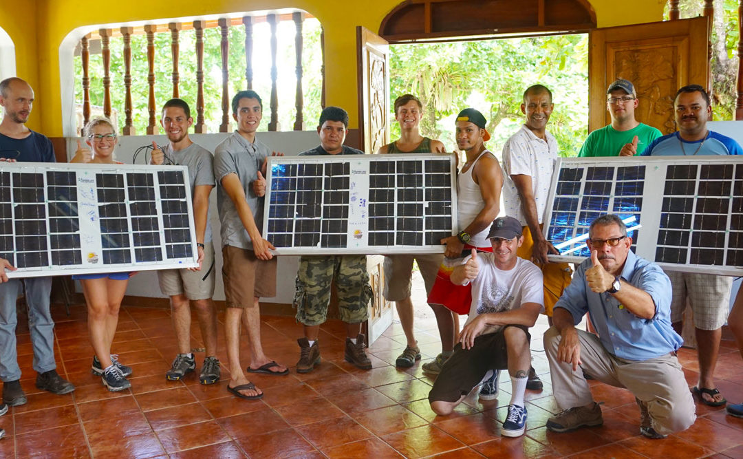 Solar Power Project – A Hands On Workshop – Next dates July 17-31, 2021