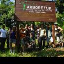 Arboretum visit