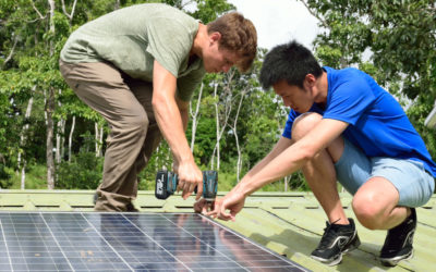 Joey's Review – Solar Power Project