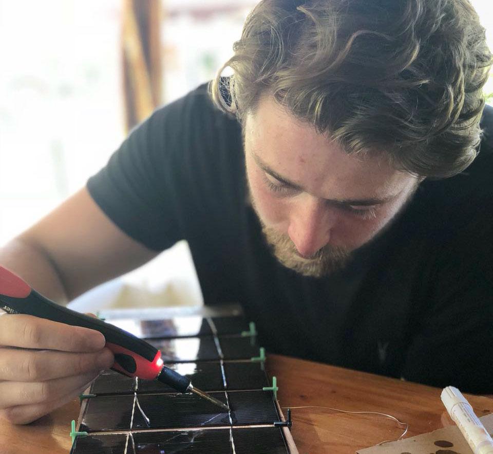 Solar Panel Project in Costa Rica | Green Life Volunteers